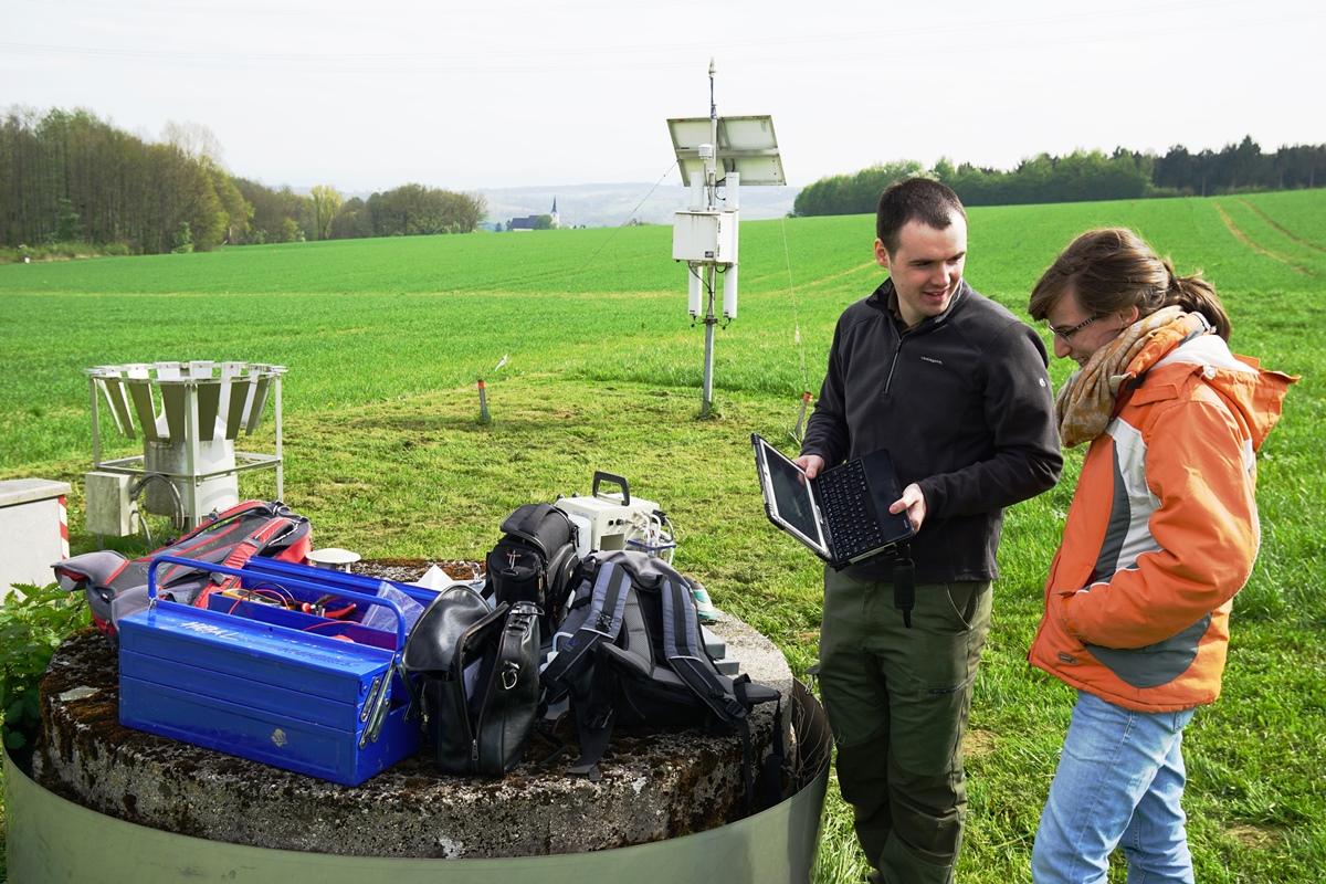 Weather station calibration 3