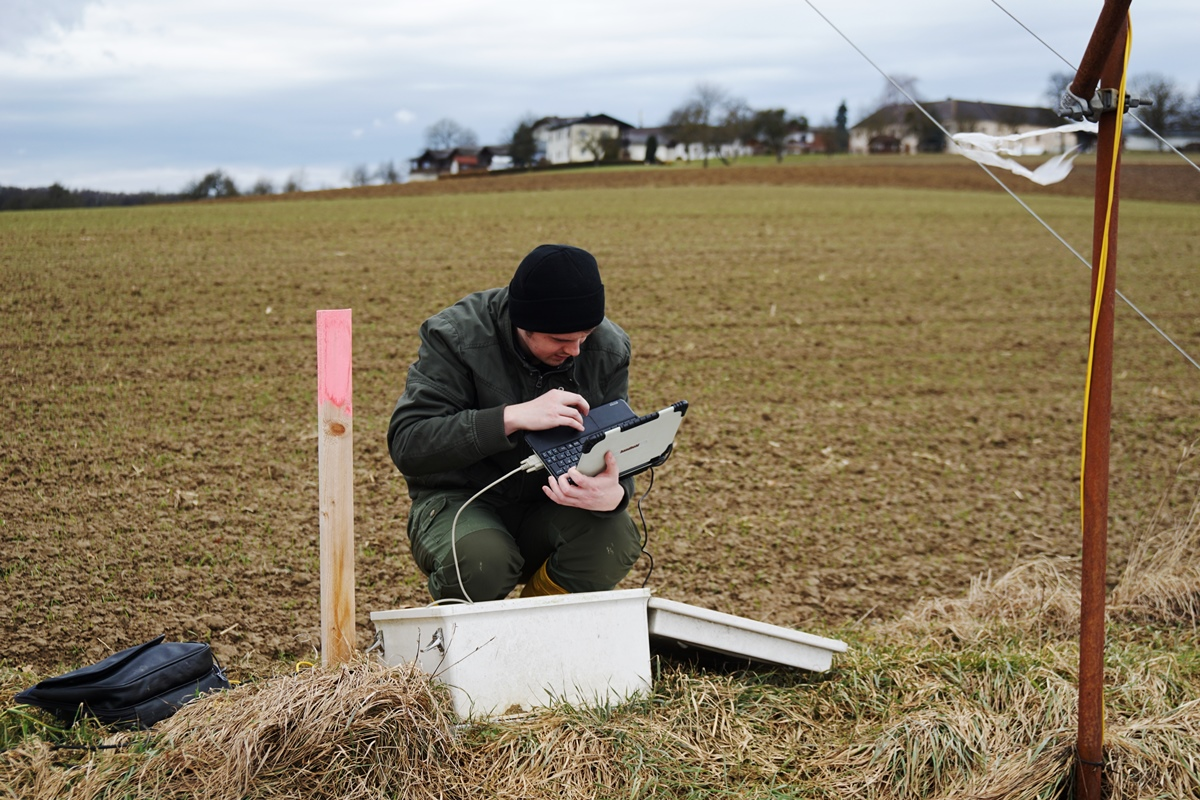 weather station maintenance