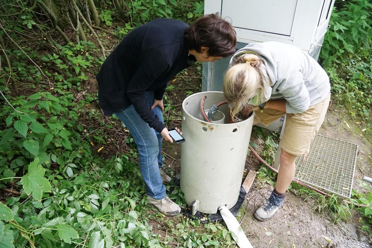 sediment sampler
